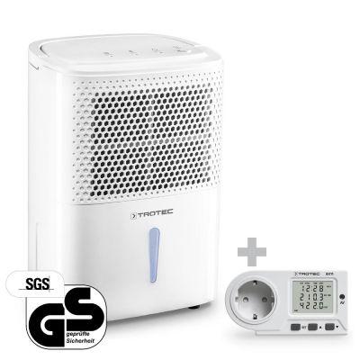 Luftentfeuchter TTK 26 E + Energiekosten-Messgerät BX11