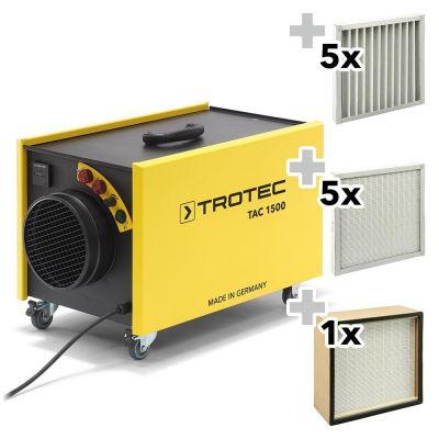 Luftreiniger TAC 1500 Staubschutz-Set