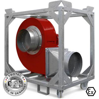 Radialventilator TFV 100 Ex