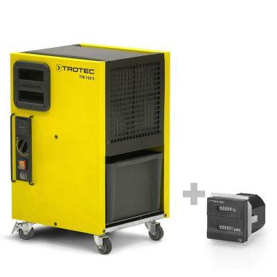 Luftentfeuchter TTK 125 S + Dualzähler MID-konform