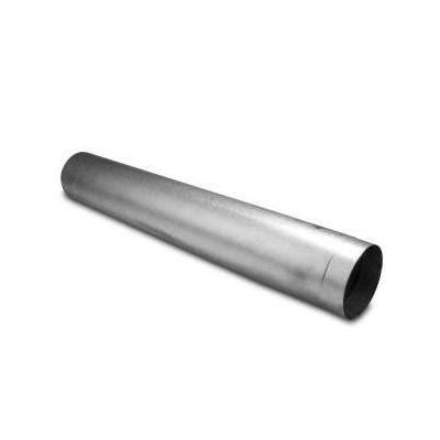 Abgasrohr starr 120 mm / 1 m