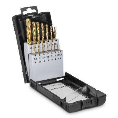 HSS-Metallbohrer-Set