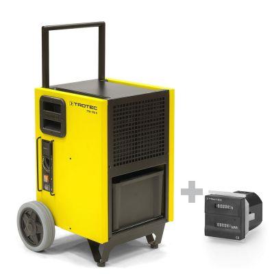 Luftentfeuchter TTK 175 S + Dualzähler MID-konform