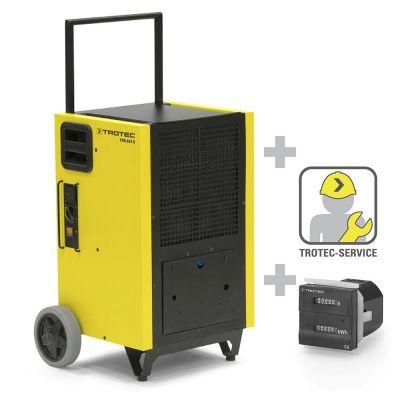 Luftentfeuchter TTK 655 S + Dualzähler MID-konform inklusive Einbau