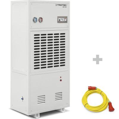 Industrieentfeuchter DH 105 S + Profi-Verlängerungskabel 20 m / 400 V / 2,5 mm² (CEE 16 A)