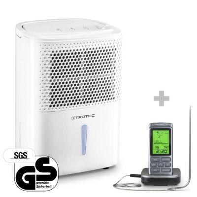 Luftentfeuchter TTK 26 E + Grillthermometer BT40