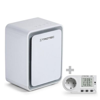 Luftentfeuchter TTK 24 E + Energiekosten-Messgerät BX11