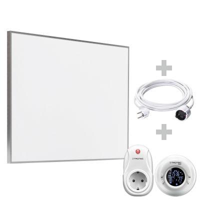 Infrarot-Heizplatte TIH 500 S inkl. Funk-Thermostat BN35 und PVC-Verlängerungskabel
