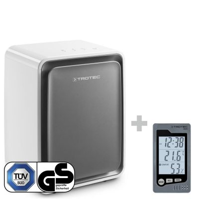 Luftentfeuchter TTK 24 E WS + Raum-Thermohygrometer BZ05