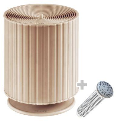 Design-Verdunstungs-Luftbefeuchter B 24 E inkl. Zusatz-SecoSan Stick 10