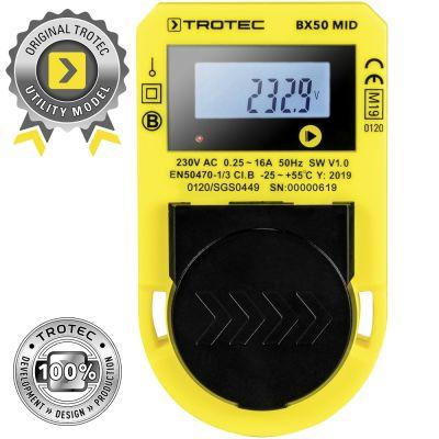 Energieverbrauchsmessgerät BX50 MID