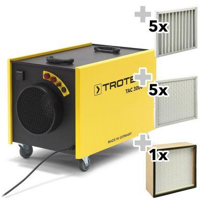 Luftreiniger TAC 3000 Staubschutz-Set