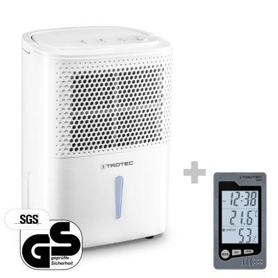 Luftentfeuchter TTK 26 E + Raum-Thermohygrometer BZ05