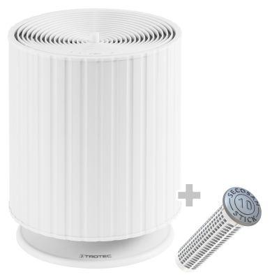 Design-Verdunstungs-Luftbefeuchter B 25 E inkl. Zusatz-SecoSan Stick 10