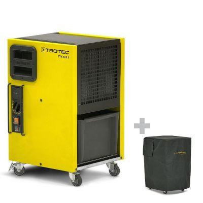 Luftentfeuchter TTK 125 S + Schutzhaube