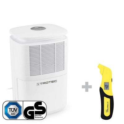 Luftentfeuchter TTK 30 E + Reifendruck-Messgerät BY10