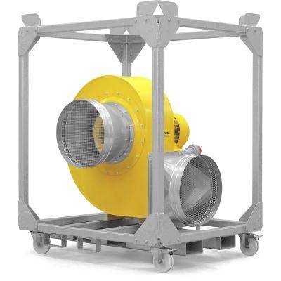 Radialventilator TFV 600