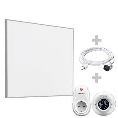 Infrarot-Heizplatte TIH 300 S inkl. Funk-Thermostat BN35 und PVC-Verlängerungskabel