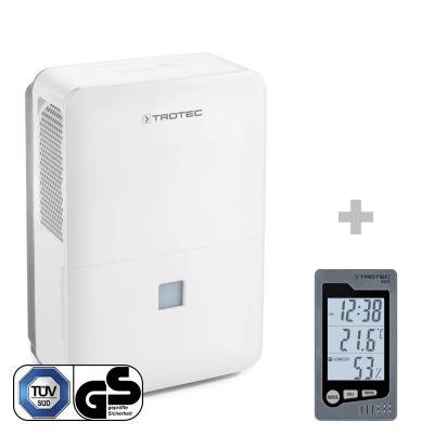 Luftentfeuchter TTK 127 E + Raum-Thermohygrometer BZ05
