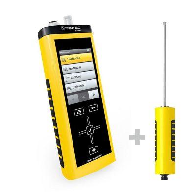 T3000 Multifunktionsmessgerät + TS 131/150 SDI Temperatursensor