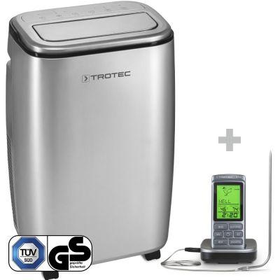 Lokales Design-Klimagerät PAC 3810 S + Grillthermometer BT40