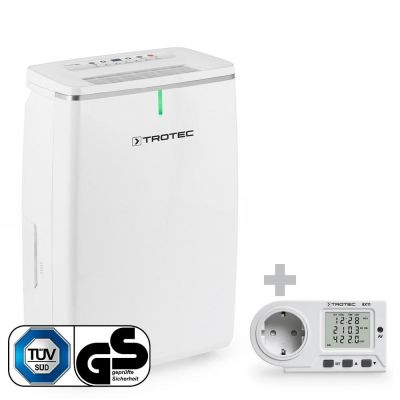 Luftentfeuchter TTK 72 E + Energiekosten-Messgerät BX11