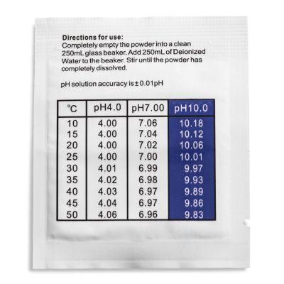Kalibrierpulver für pH-Messgeräte - pH 10.01