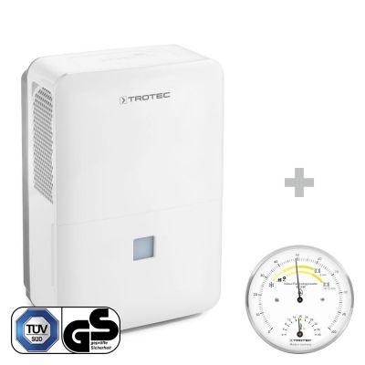Luftentfeuchter TTK 127 E + Thermohygrometer BZ15M
