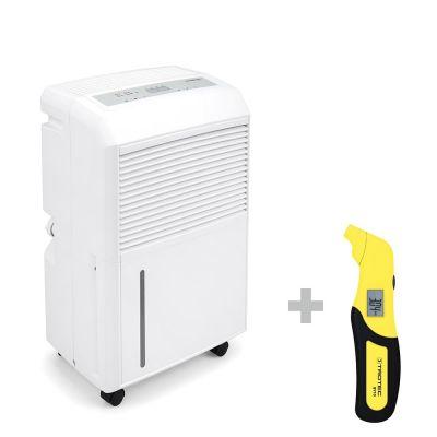 Luftentfeuchter TTK 90 E + Reifendruck-Messgerät BY10