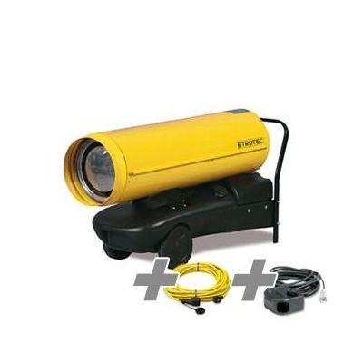 Direkt-Ölheizer IDS 30 D + Profi-Verlängerungskabel + Ext. Thermostat