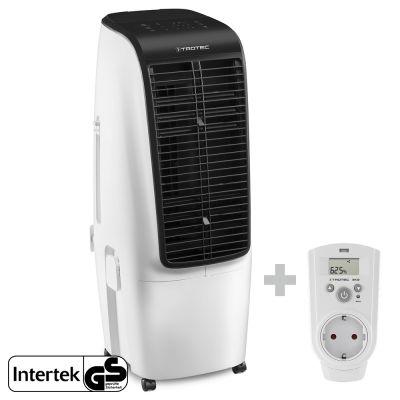Aircooler, Luftkühler, Luftbefeuchter PAE 51 + Steckdosen-Hygrostat BH30