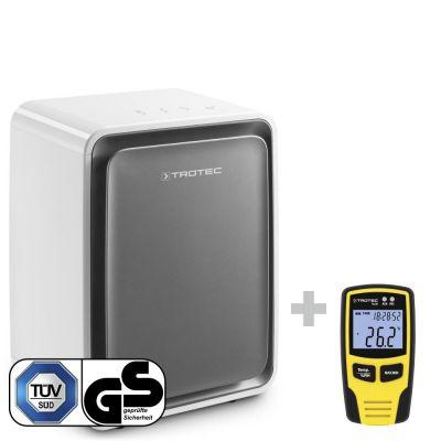 Luftentfeuchter TTK 24 E WS + Klimadatenlogger BL30