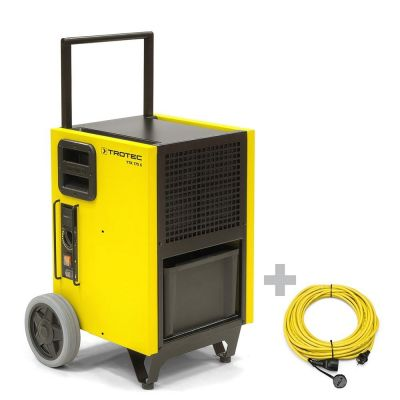 Luftentfeuchter TTK 175 S + Profi-Verlängerungskabel 20 m / 230 V / 2,5 mm²