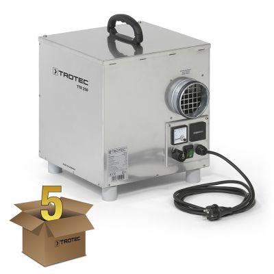 Adsorptionstrockner TTR 250 im 5er Pack