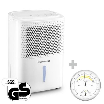 Luftentfeuchter TTK 26 E + BZ15M Thermohygrometer