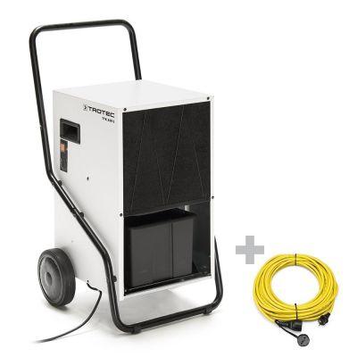 Luftentfeuchter TTK 350 S + Profi-Verlängerungskabel 20 m / 230 V / 2,5 mm²