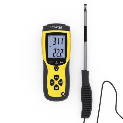 Anemometer TA300 gerade Sonde inkl. Kalibrier-Zertifikat