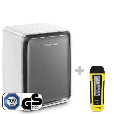 Luftentfeuchter TTK 24 E WS + Feuchtemessgerät BM22