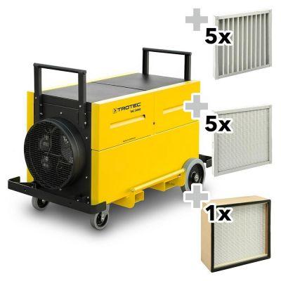 Luftreiniger TAC 5000 Staubschutz-Set