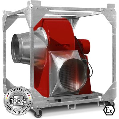 Radialventilator TFV 900 Ex