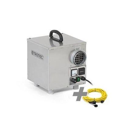 Adsorptionstrockner TTR 160 + Profi-Verlängerungskabel 20 m / 230 V / 2,5 mm²