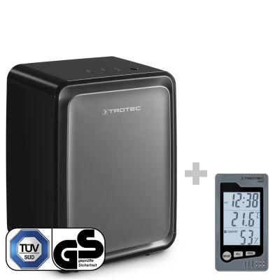 Luftentfeuchter TTK 24 E DS + Raum-Thermohygrometer BZ05