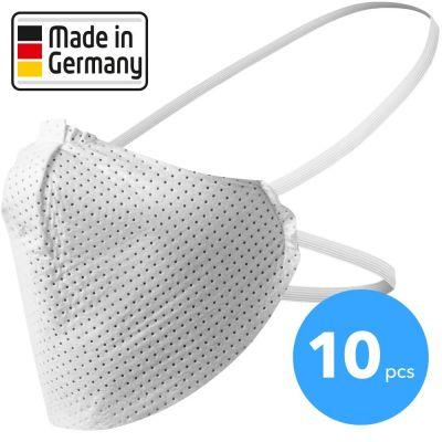 Gesichtsmaske, Mund-Nasen-Maske Made in Germany 10 Stück