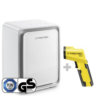 Luftentfeuchter TTK 24 E + Pyrometer-Taupunktscanner BP25