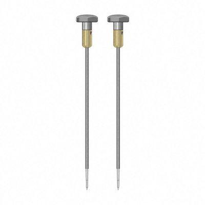 TS 012/200 Rund-Elektrodenpaar 4 mm, isoliert
