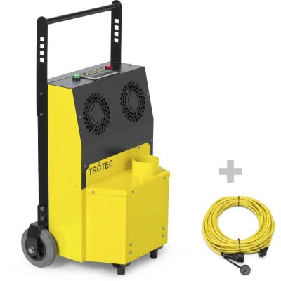 Ozongenerator Airozon® Supercracker + Profi-Verlängerungskabel 20 m / 230 V / 2,5 mm²
