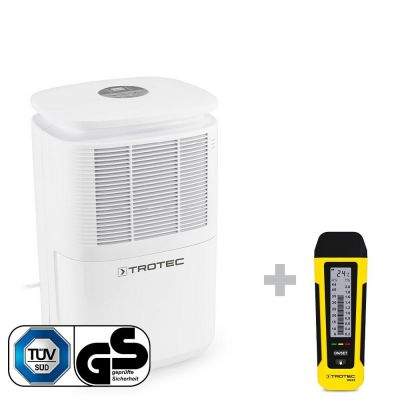 Luftentfeuchter TTK 30 E + Feuchtemessgerät BM22