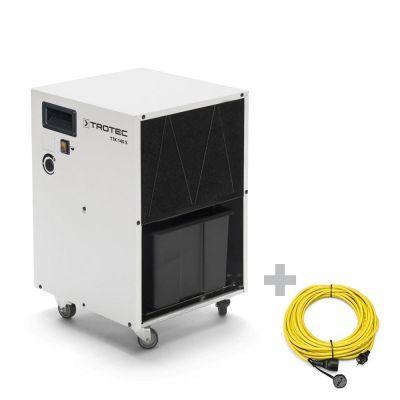Luftentfeuchter TTK 140 S + Profi-Verlängerungskabel 20 m / 230 V / 2,5 mm²