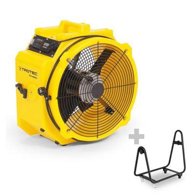 Ventilator TTV 4500 S + Neigegestell
