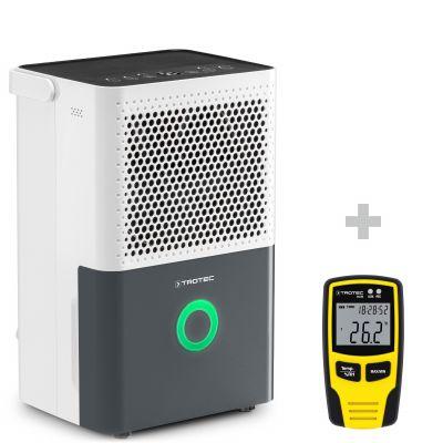 Komfort Luftentfeuchter TTK 33 E + Klimadatenlogger BL30
